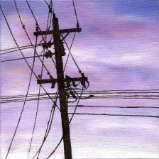 #11 Oil on canvas, 15 x 15cm 2014