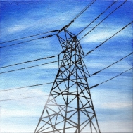 #13 Oil on canvas, 15 x 15cm 2014