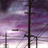 #2 Oil on canvas, 15 x 15cm 2014