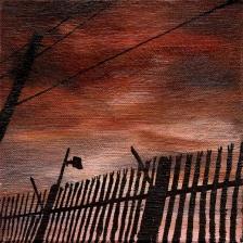 #29 Oil on canvas, 15 x 15cm 2014