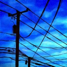 #37 Oil on canvas, 15 x 15cm 2014